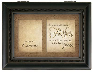 Father Memorial Music Box