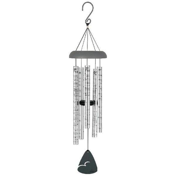 23rd Psalm Wind Chimes