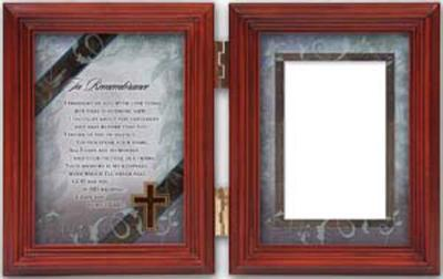 In Remembrance Photo Frame