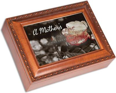 Mother Memorial Music Box