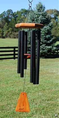 """In Memory Of"" Sage Wind Chimes"