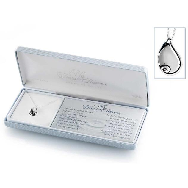 No Tears In Heaven Necklace
