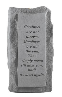 """Until We Meet Again"" Candle Holder"