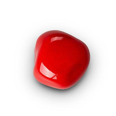Red Cuddle Stone