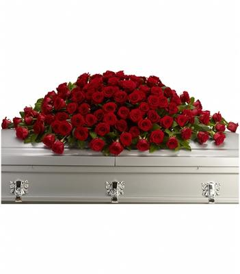 Greatest Love Casket Spray