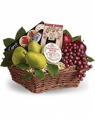 Fruit Bouquets and Fruit Baskets