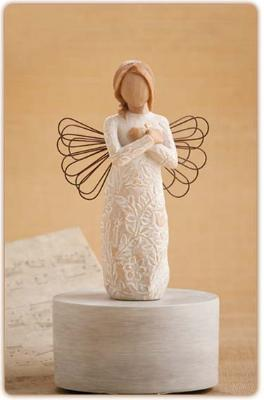 Musical Memorial Angel