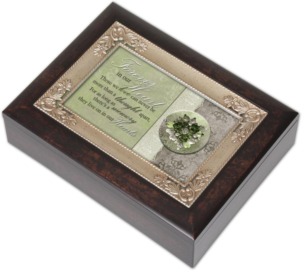 """Those We Love"" Memorial Music Box"