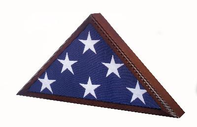 Veteran Flag Case Cherry