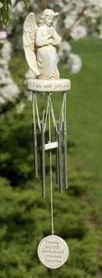 Angel Memorial Wind Chimes