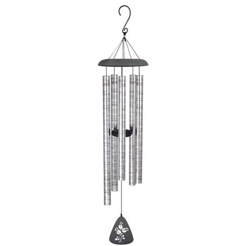 Roses for Mother Memorial Wind Chime