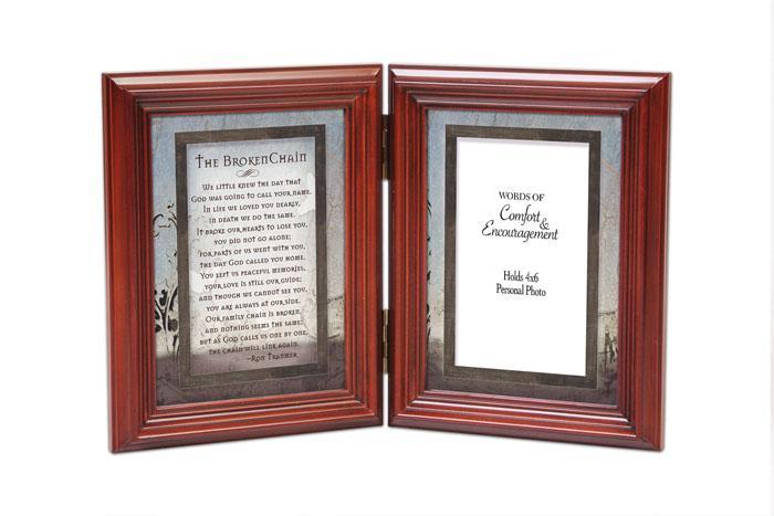 Remembrance Store > Broken Chain Photo Frame | MacFadden Funeral...