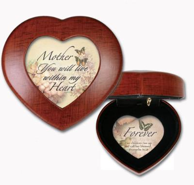 Mother Remembrance Music Box