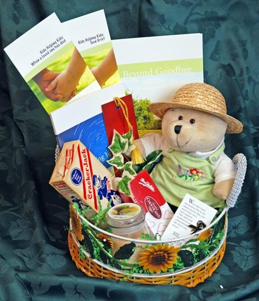 Childs Grief Basket