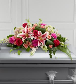Floral Casket and Urn Designs
