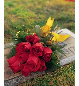 Floral Graveside Arrangements