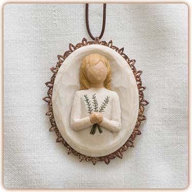Keeping Treasured Memories Close Ornament